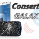 Conserto do galaxy s4