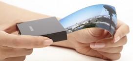 Samsung anuncia seu próprio display flexível – mais fino, mais leve e mais flexível do que da LG
