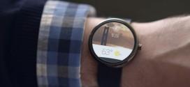"""Projeto 'Wear Android """" da Google é lançado para dispositivos Wearable"""