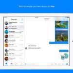 Facebook Messenger para iPad já está disponível na App Store