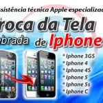 Trocar tela iphone Rio de Janeiro