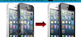 Troca de Tela iPhone 5
