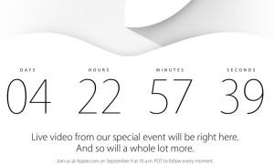Apple irá transmitir o lançamento do Iphone 6 ao vivo dia 09 de setembro