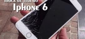 Troca de tela do iphone 6
