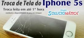 troca de tela de iphone 5s