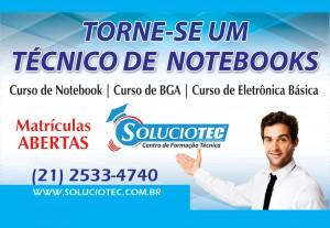 Curso de manutenção de notebook