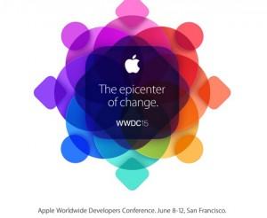 A Apple acaba de anunciar as datas para WWDC 2015 'Epic Center of Change