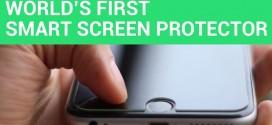 Protetor de tela de Halo Back adiciona um botão invisível de volta para iPhone