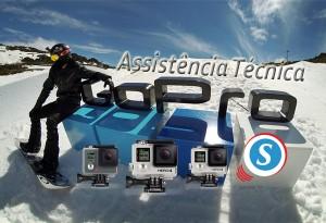 Assistência técnica GoPro