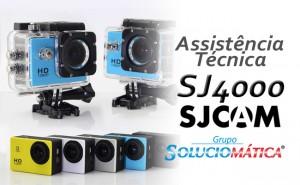Assistência técnica SJ4000