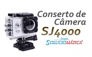conserto de câmera sj4000