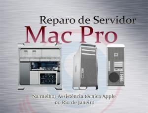 Assistência técnica de Mac Pro
