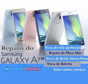 Conserto do Galaxy A7