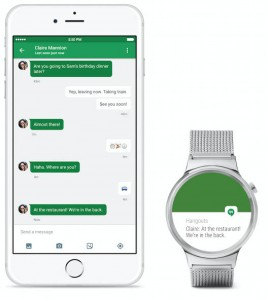 Android Wear agora compatível com iPhone, iOS App