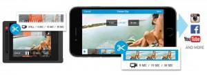 A GoPro agora pode fazer vídeos curtos diretamente na câmera