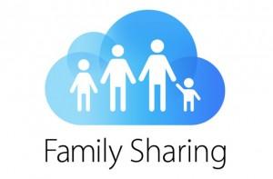 Configurar Compartilhamento Família na Apple App Store e iCloud