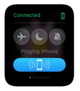 Como usar o Apple Watch para encontrar rapidamente o seu iPhone