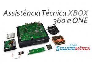 Assistência técnica Xbox 360 | Xbox One