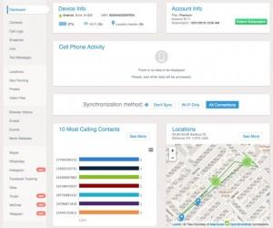 Encontre o paradeiro dos seus filhos com o controlador de localização MSPY para iPhone
