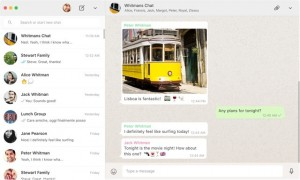 Clientes Mac e Windows podem baixar versão desktop do WhatsApp agora disponíveis para download