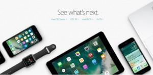 Baixe agora a versão Beta do iOS 10, MacOS 10.12 Sierra Beta, tvOS 10 Beta e watchOS 3 Beta