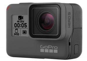 Nova GoPro Hero5 são conectadas à nuvem e nativamente à prova de água