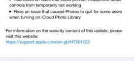 Como liberar memória excluindo indesejados Arquivos de Atualização no iOS
