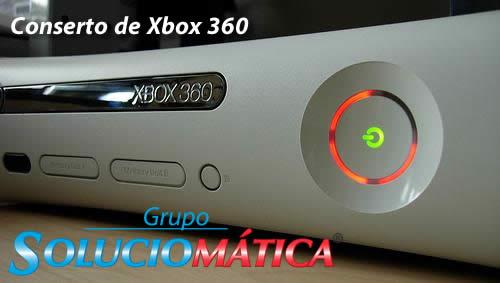 conserto de xbox360