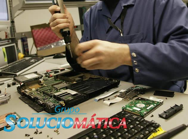 conserto e reparo de notebook