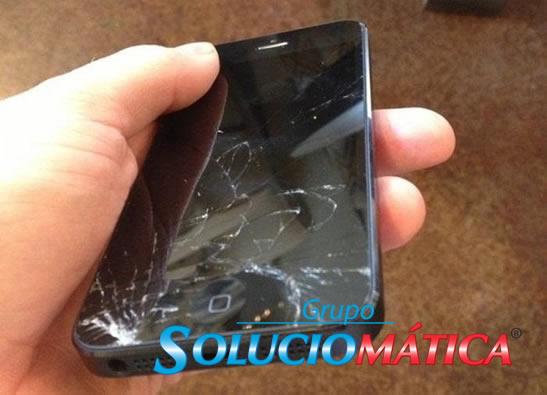 onde trocar tela quebrada do iphone 5