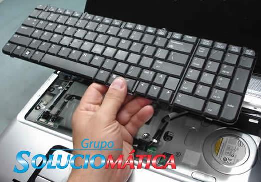 Adesivo Para Teclado De Notebook ~ Troca de teclado de notebook Blog Soluciomática