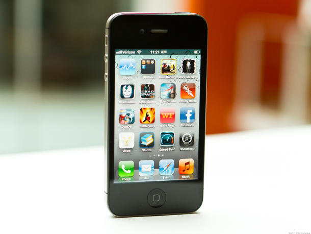 IPhone 4S da Apple não vai  perder nenhum espaço tão cedo, de acordo com um analista.