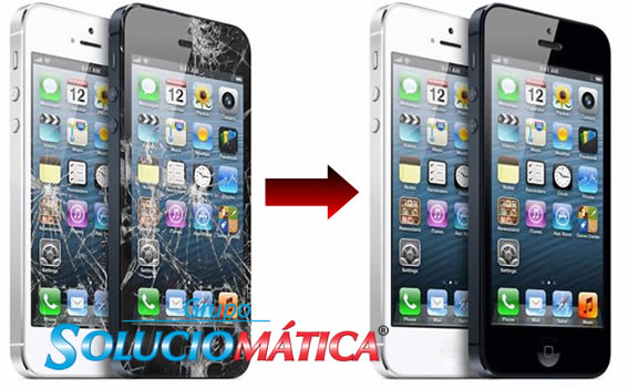 troca do vidro do iphone 5