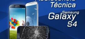 Assistência Técnica Samsung Galaxy S4