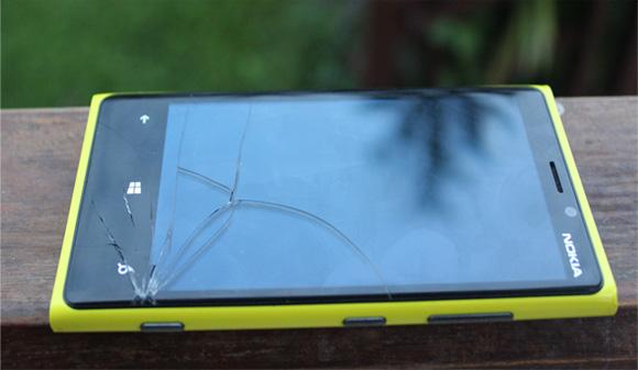Quebrou a tela de seu smartphone, tablet ou